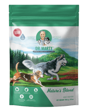 Nature's Blend | Natures Blend | Dr. Marty's Dog Food