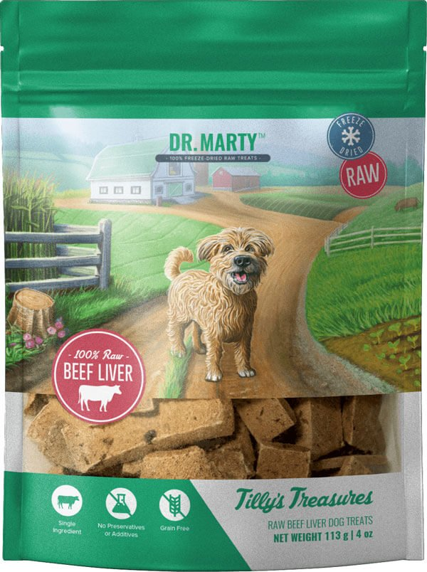 Nature's Blend | Natures Blend | Dr Marty's Dog Food
